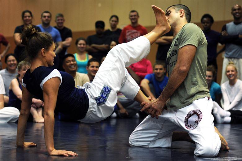 Girl Self Defense