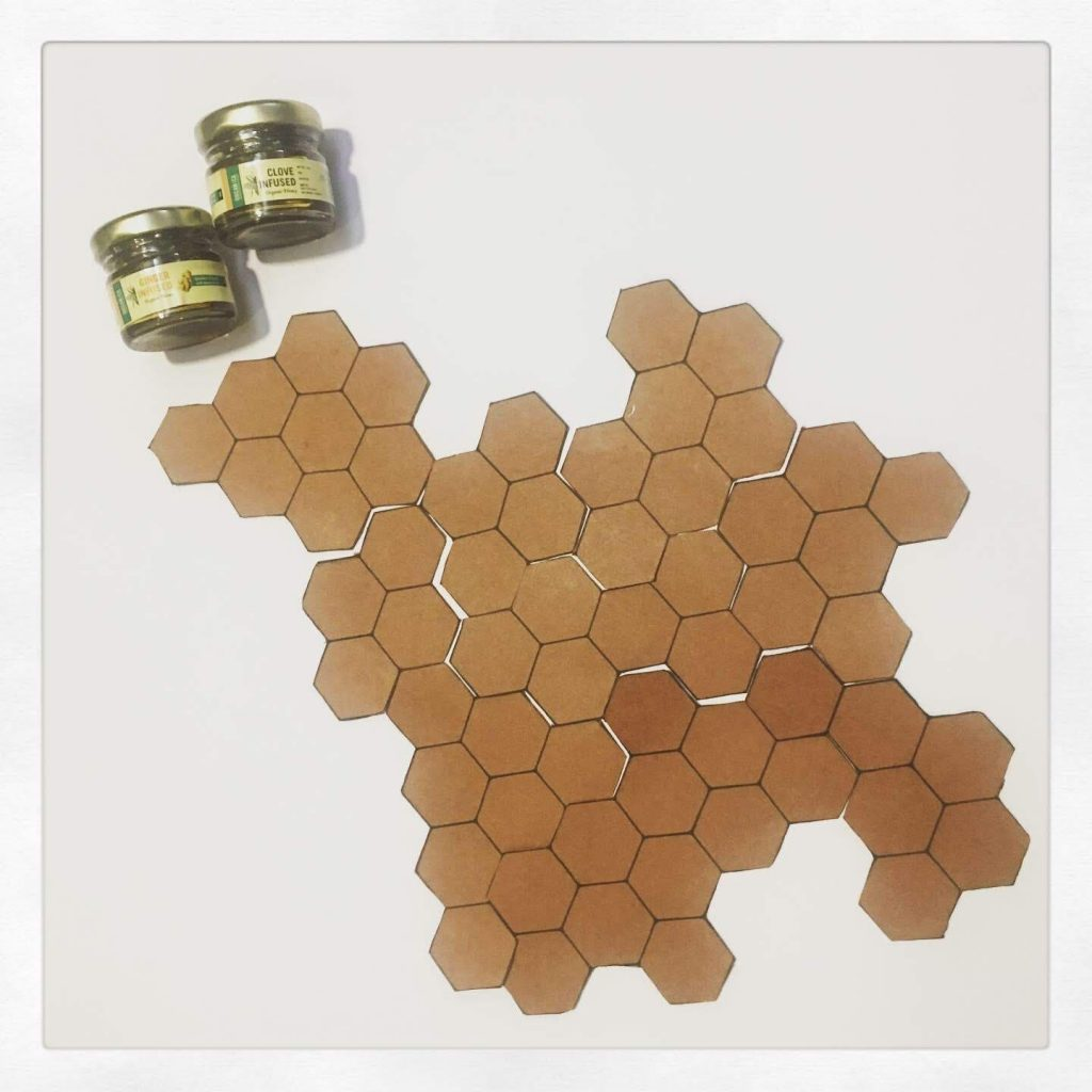 Tessellations STEM activity for kids