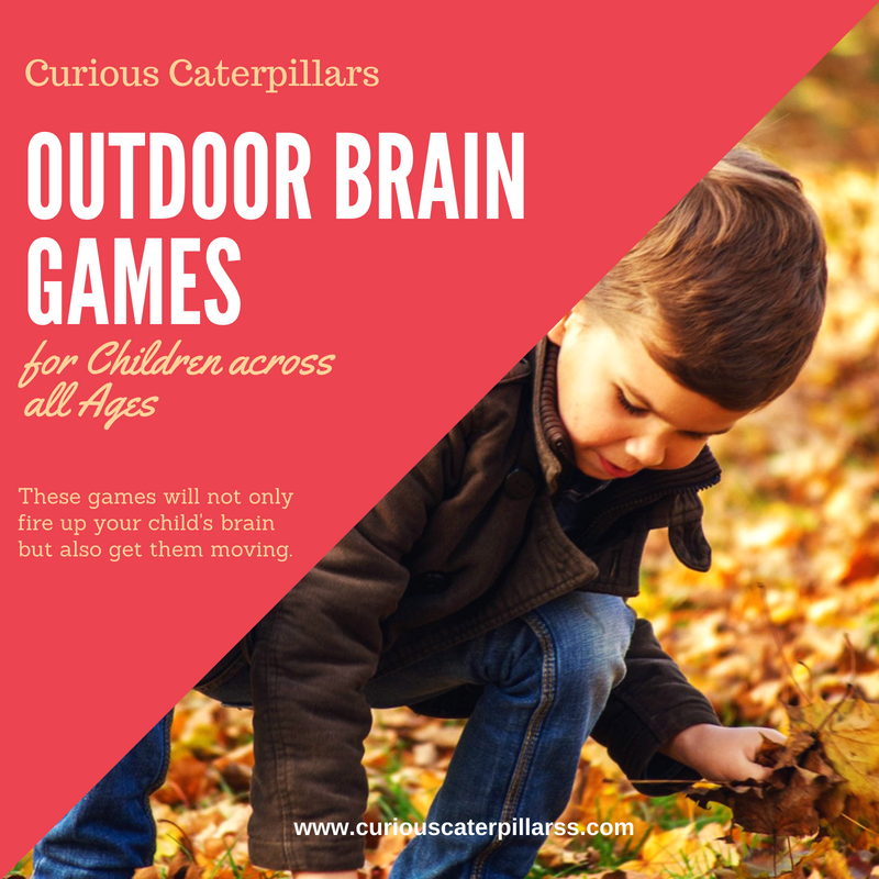 Outdoor Brain Games