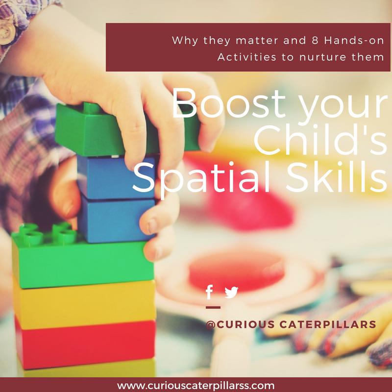 spatial reasoning skills child