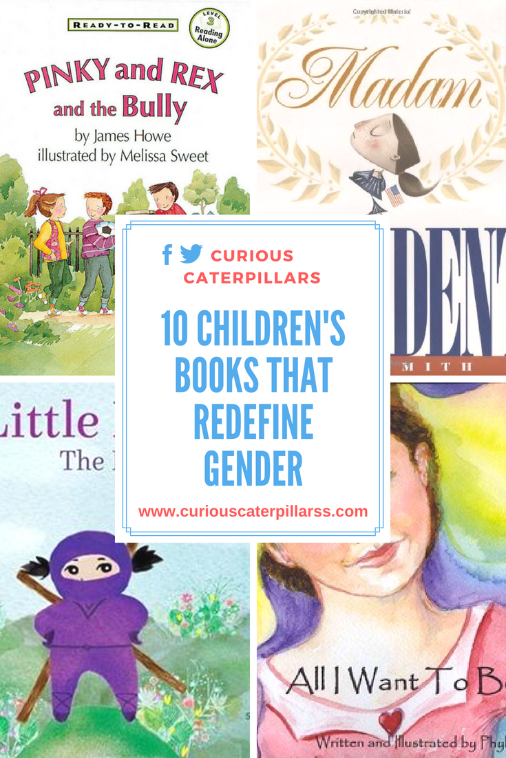 children books challenges gender