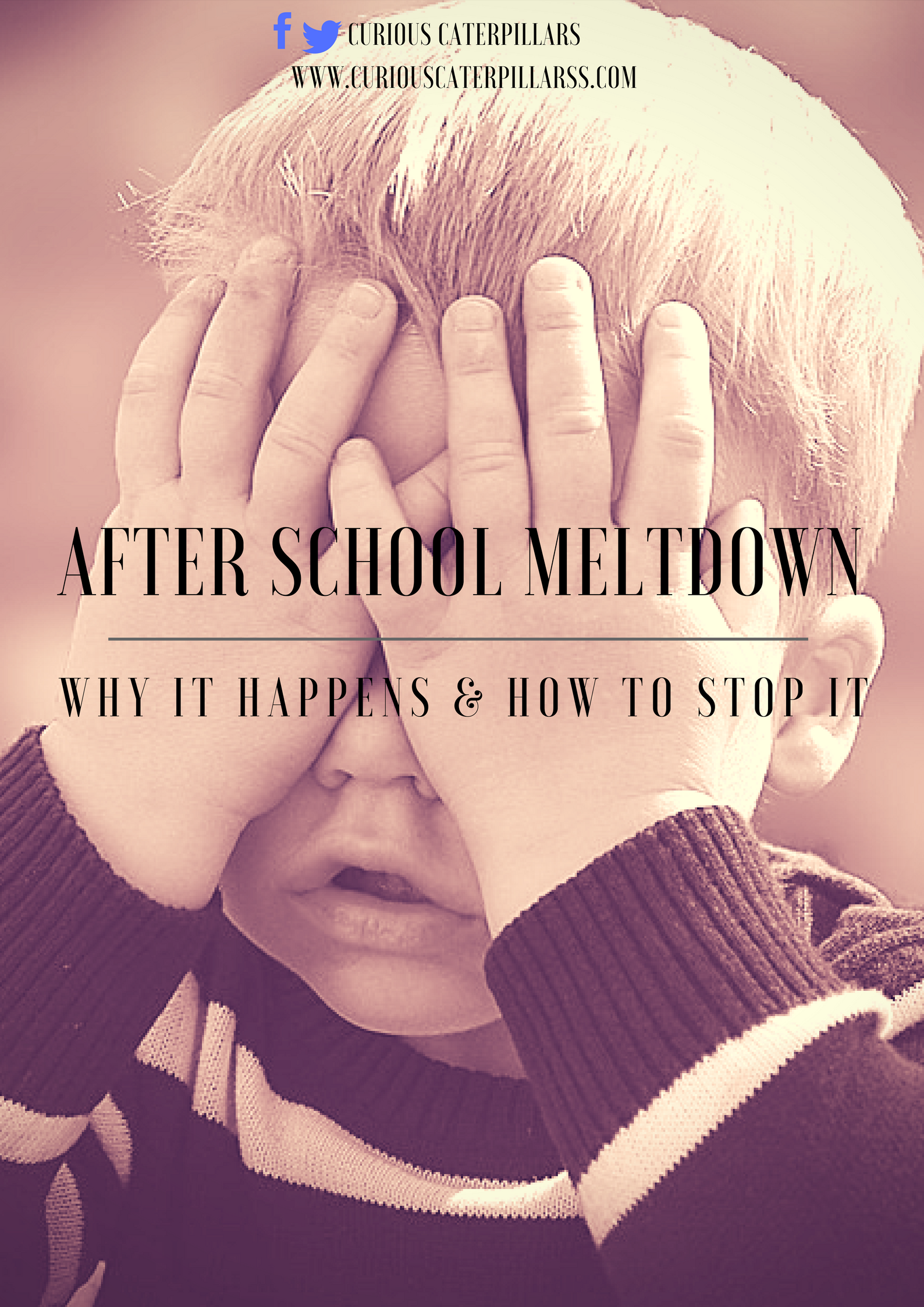 after school meltdown