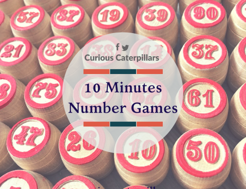 10 minutes Number Games for Children