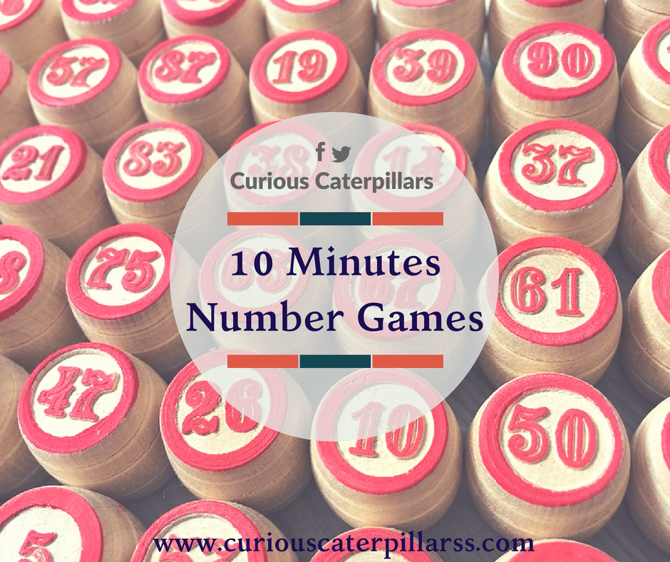 10Minutes number games