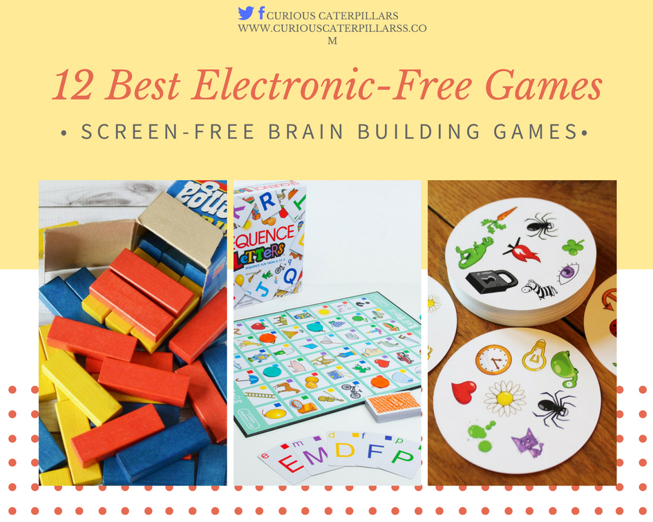 electronic-free games
