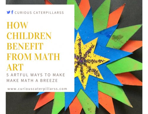 How Children Benefit from Math Art