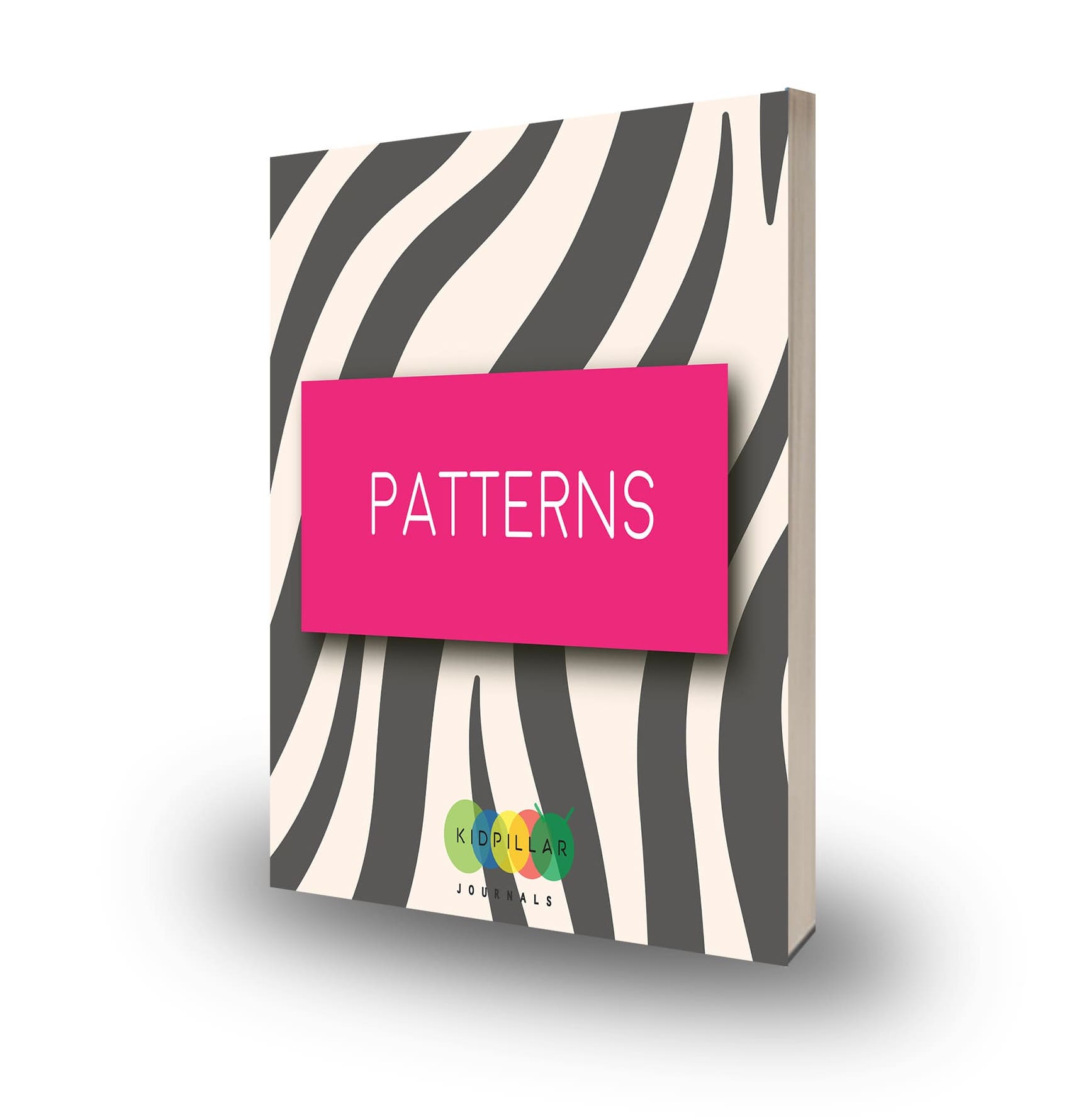 Pattern STEM book for kids
