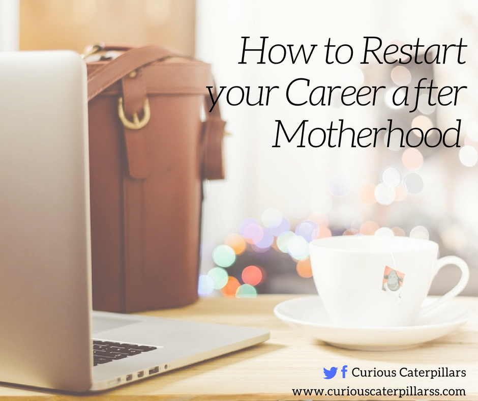 career post motherhood
