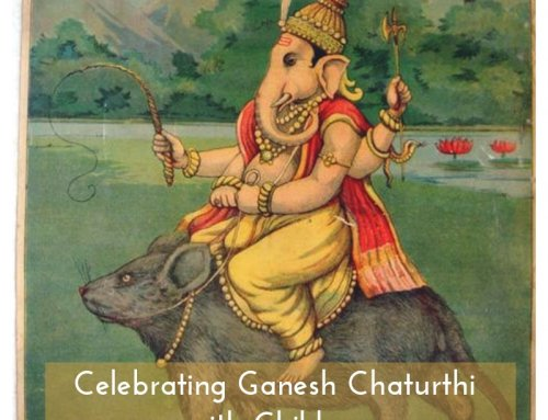 Celebrating Ganesh Chaturthi with Kids