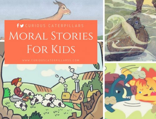 Moral Stories for Kids to Help Build Character