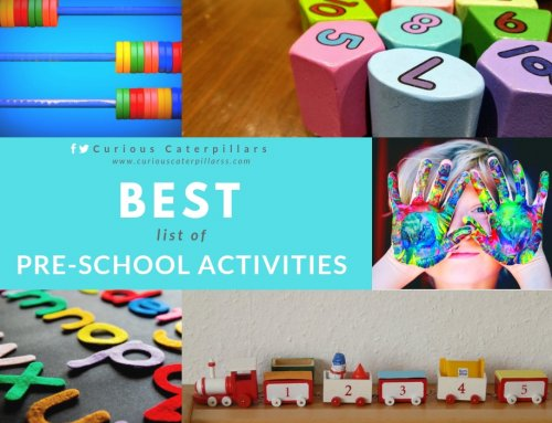Best Preschool Activities for Early Years