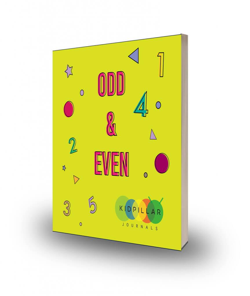 odd & even lesson for children
