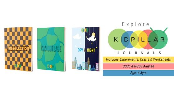KidPillar STEM Journals