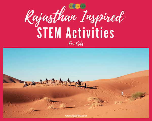 Rajasthan STEM activities for kids