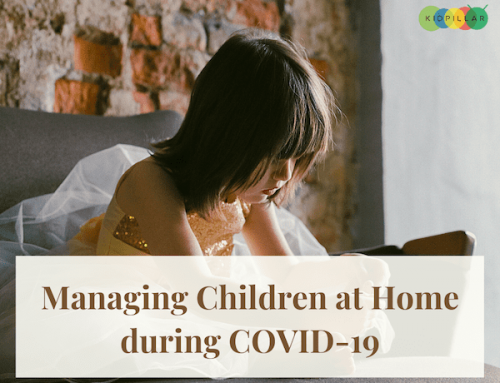 Managing Children at Home during COVID-19