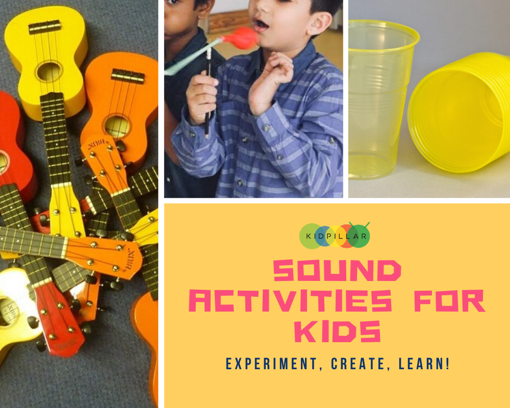 Sound Activities for Kids