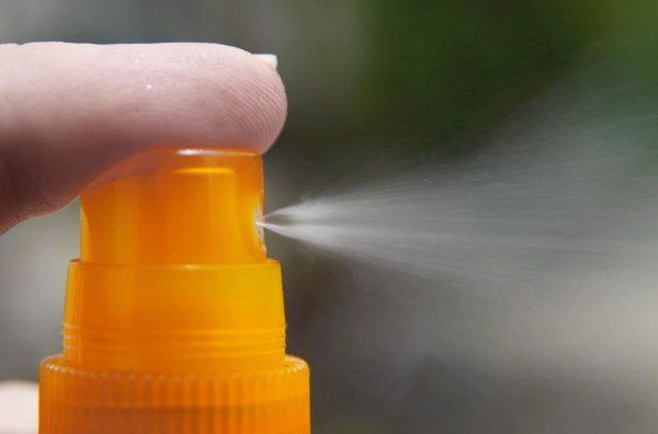 sneeze spray activity