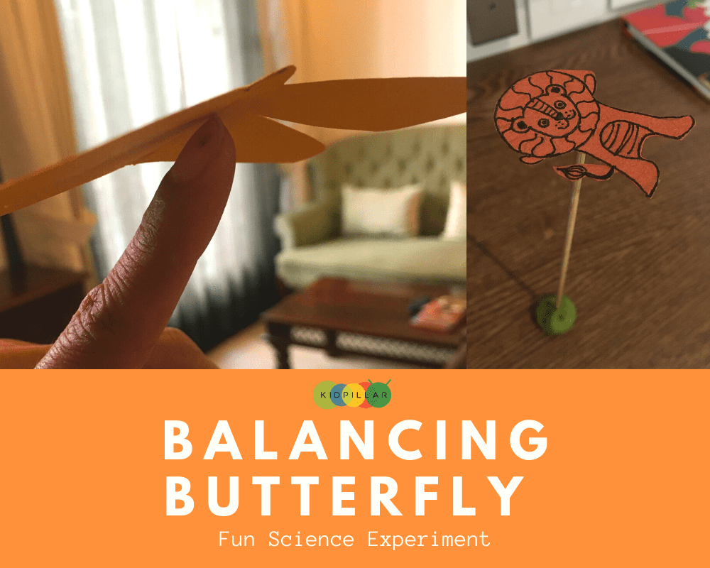 Balancing Butterfly