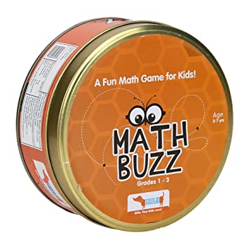 math board game for kids