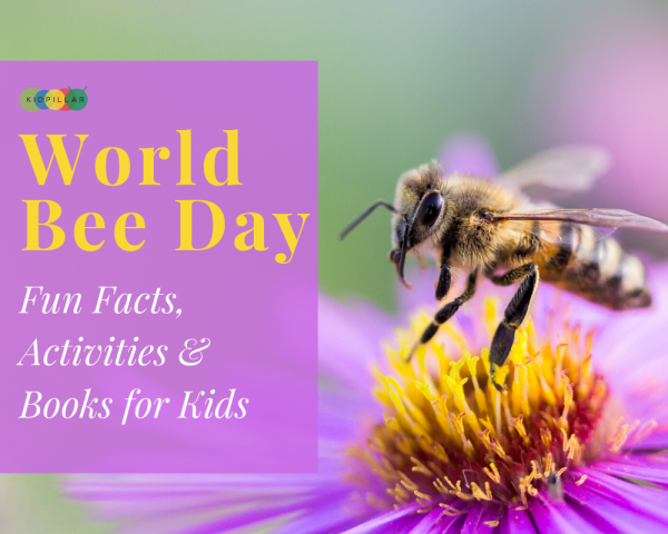 world bee day activities for kids