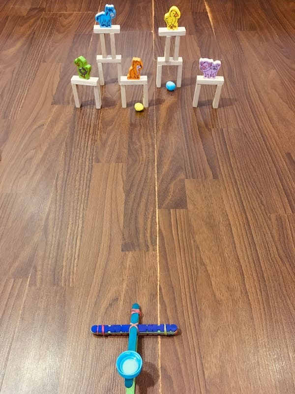 catapult game for kids