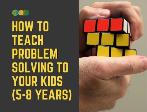 How to Teach Problem Solving to Your Kids (5-8 Years)