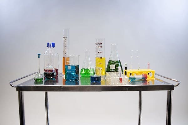 Home Science lab tools for kids