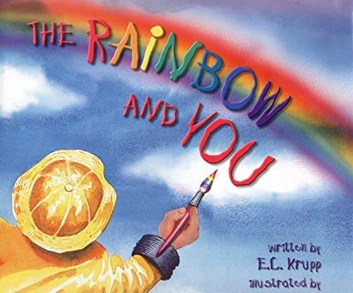 Rainbow books for kids