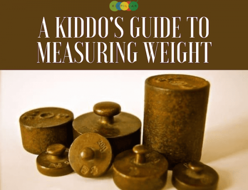 A Kiddo's Guide to Measuring Weight