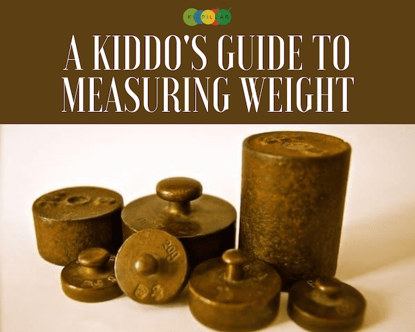 weight measurement for kids