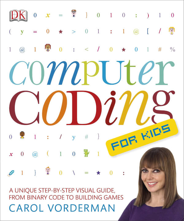 coding books for kids