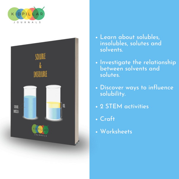 solubility for kids