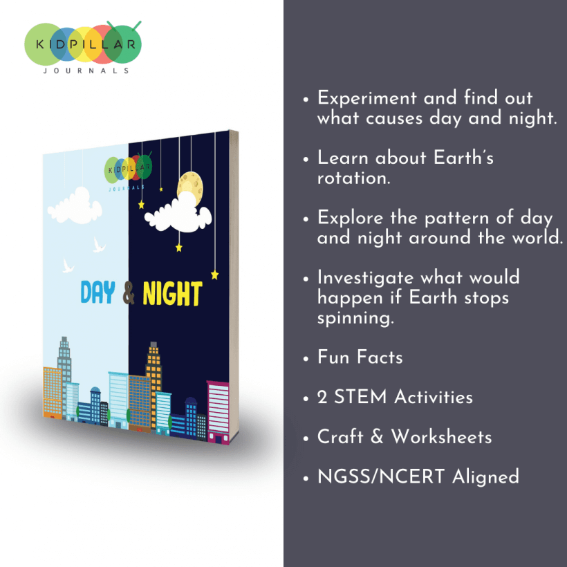 day & night for kids
