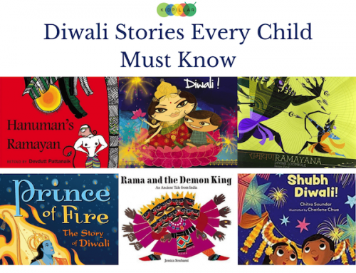 Diwali for Kids: The Stories Behind Special Diwali Days