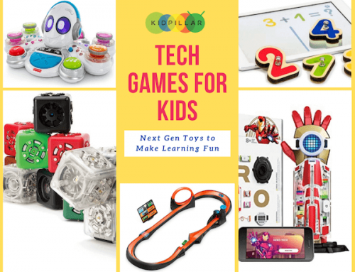 14 Tech Games for Kids