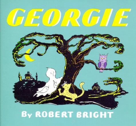 ghost books for kids