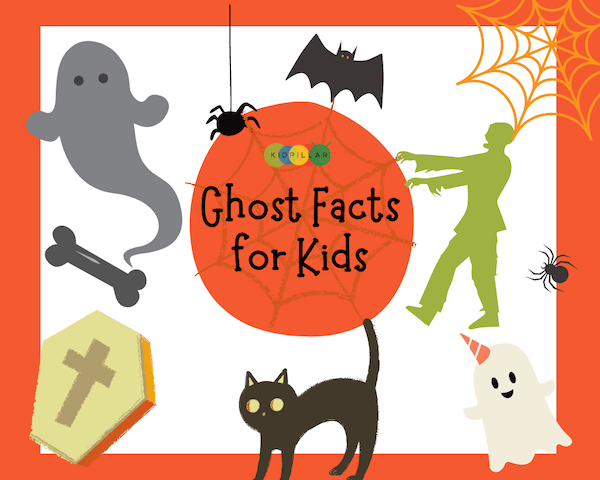ghosts for kids