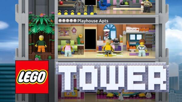 Lego online game app for kids