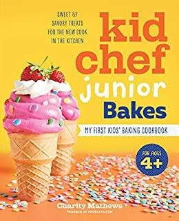 Baking books for kids