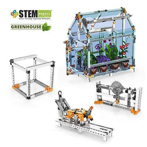 Greenhouse Kits for kids